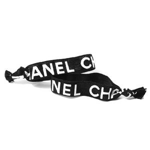 Authentic Chanel VIP Gift Hair Ties*2